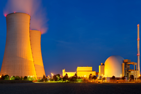 Security solutions for utilities and power plants.